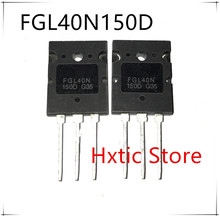 NEW 5PCS/LOT FGL40N150D FGL40N150 40N150 G40N150D TO-264