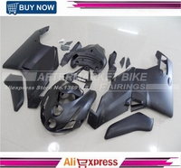 All Matte Black Motorcycle 749 999 2003 2004 Fairing For Ducati 03 04 749 999 ABS Body Covers