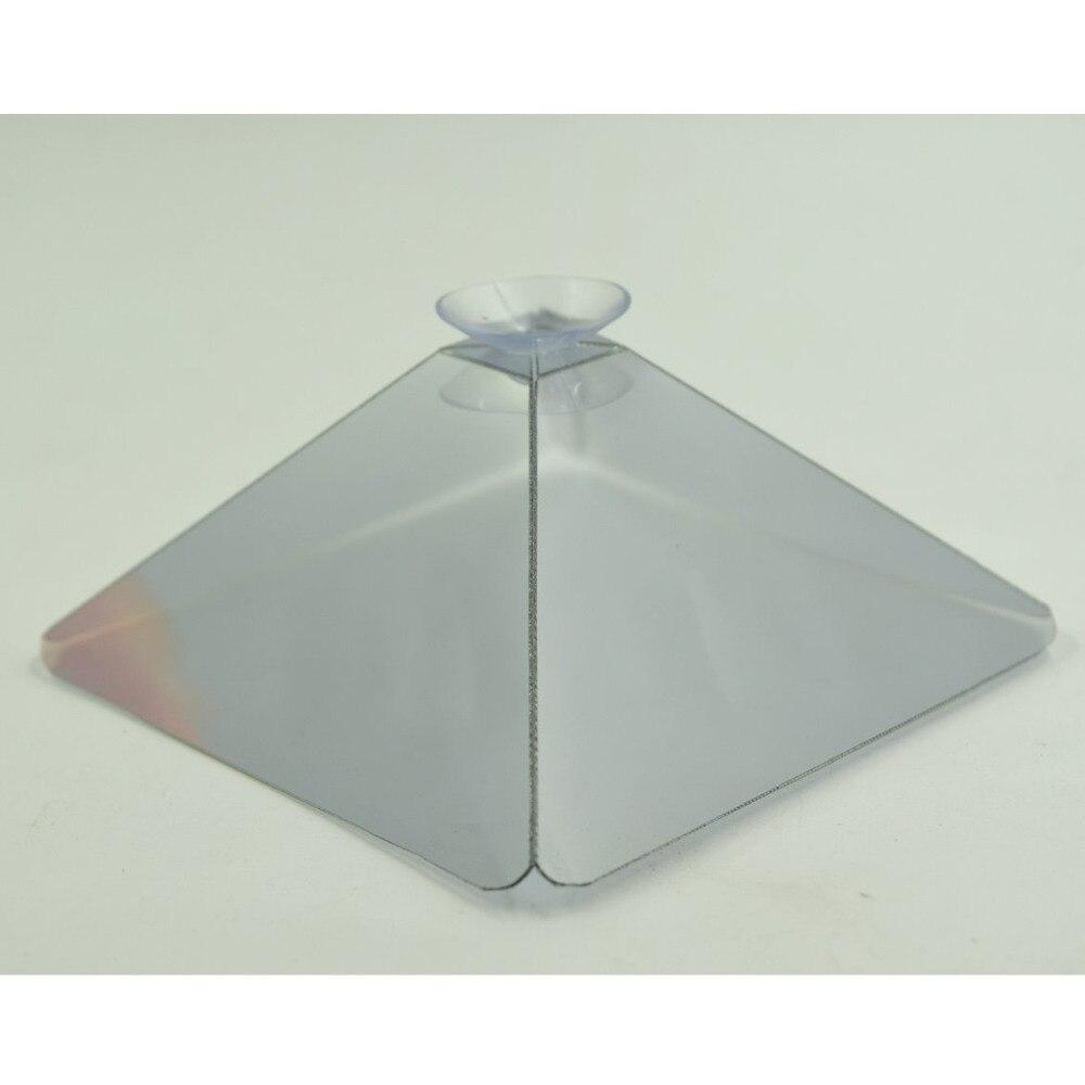 Смартфон голограмма рекламировать 3D Холо Box голографическая Tablet витрина пирамида мобильный телефон коробка Дисплей Тип