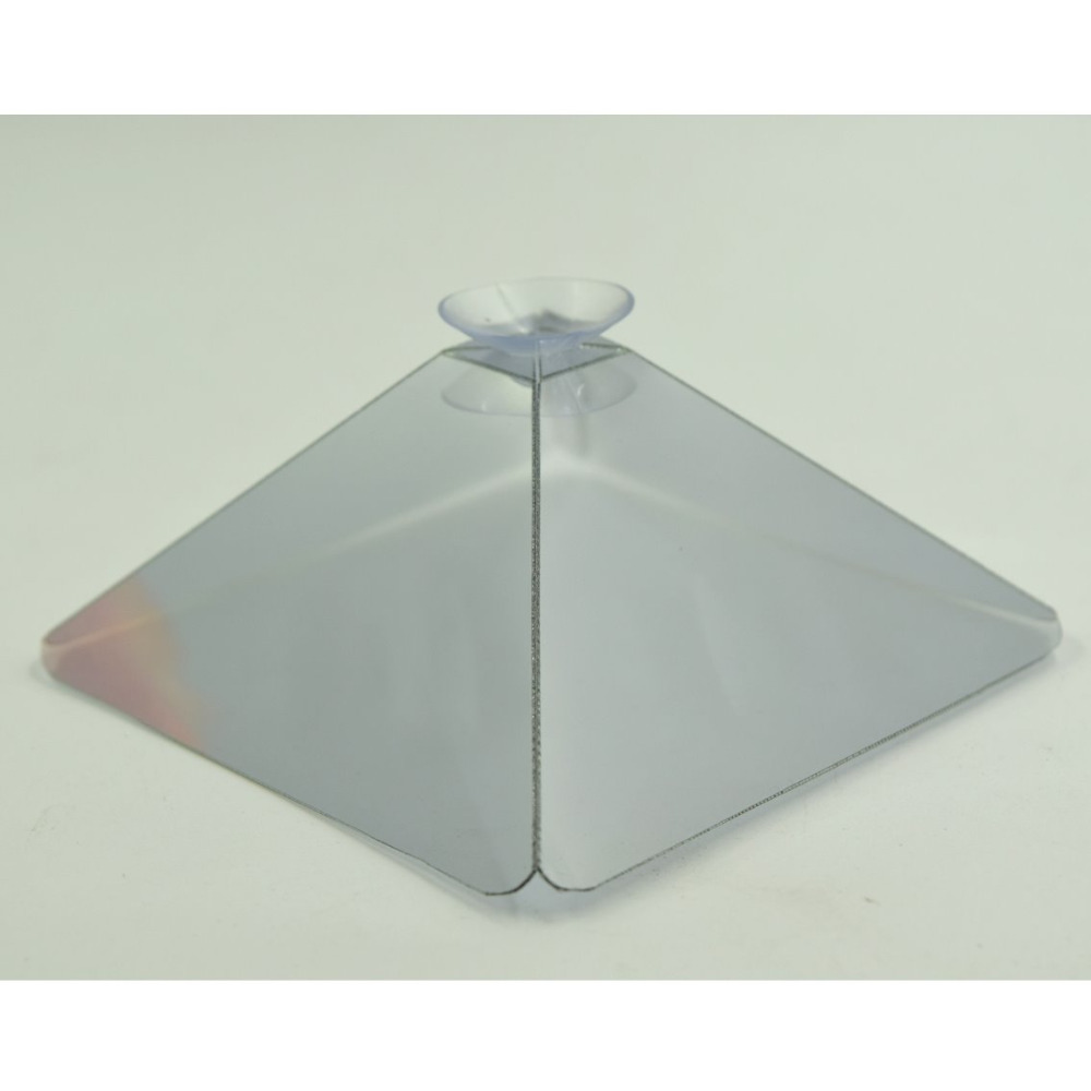 Smartphone Hologram Advertise 3D Holo Box Holographic Tablet Showcase Pyramid Mobile Phone Box Display Type