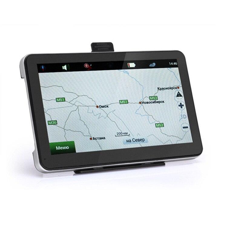 Inch Car Gps Navigation Sat Nav Cpum Wince M