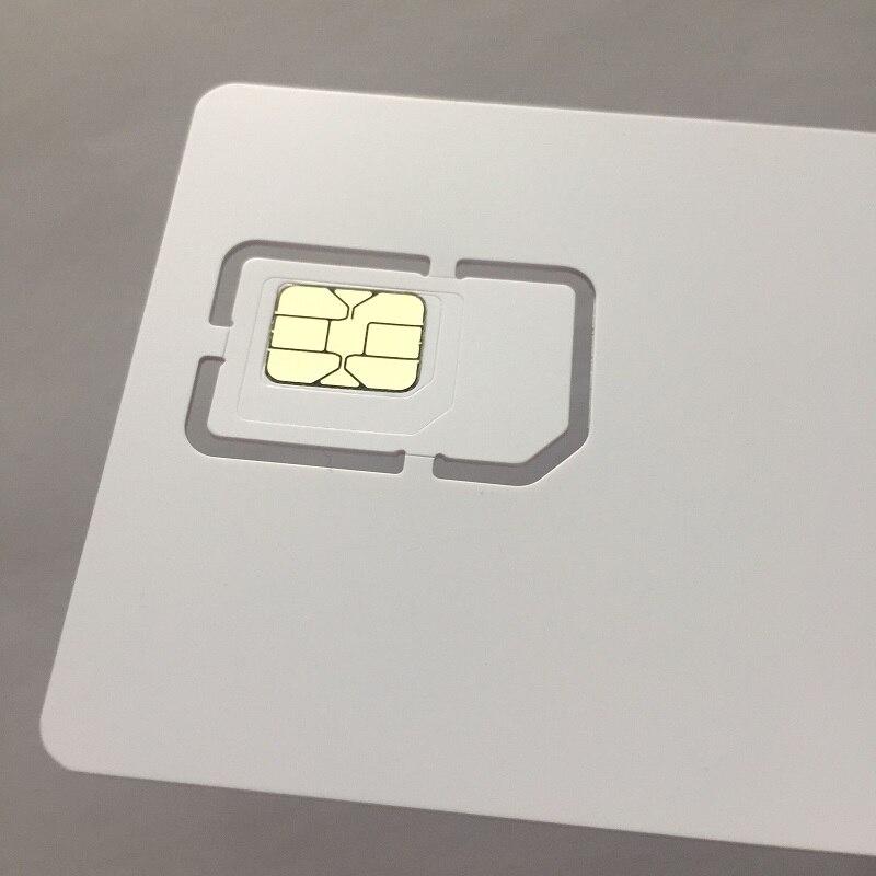 OYEITIMES Blank CDMA SIM Cards 2G Network CDMA SIM Card Programable CDMA SIM Card Mini Micro and Nano Blank SIM Card in Mobile Phone SIM Cards from Cellphones Telecommunications