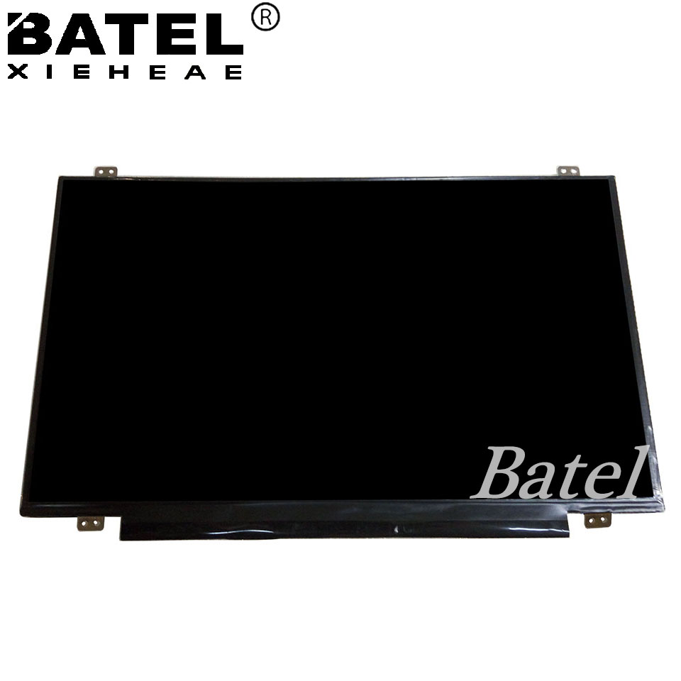 B156XW04 V.8 New 15.6 Slim eDP Panel WXGA HD LED Glossy LCD 30 Pin Tested n116bge e42 rev c1 11 6 wxga laptop hd led lcd screen edp 30 pins matte