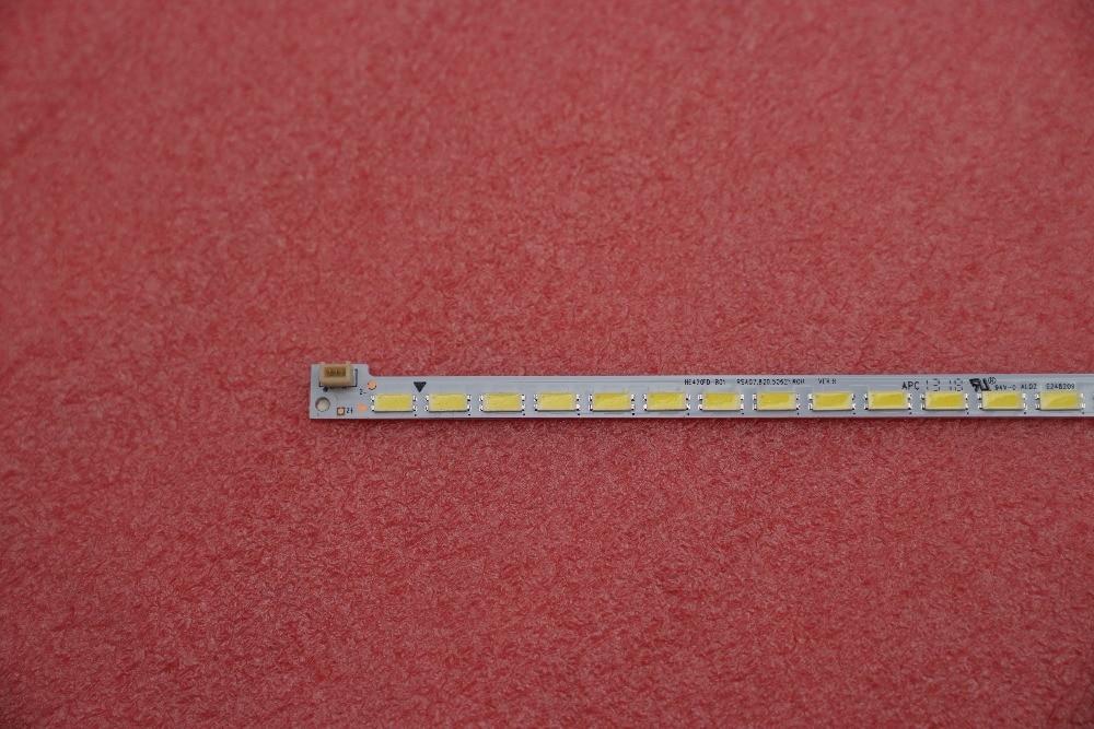 Новинка 54 светодиода 500 мм Светодиодная подсветка для LED40K360JD RSAG7.820.5057 HE400GF B31 RSAG7.820.5062 SSY 1125050 Запасные части      АлиЭкспресс