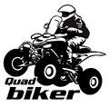 [WTK008] car styling Car decal enfriar la motocicleta quad motocicleta del carro del coche del motorista ebike de vinilo a prueba de agua pegatinas