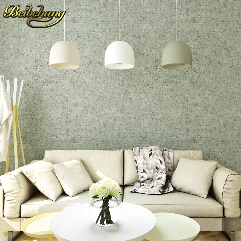beibehang solid color Wallpaper for Living Room Bedroom Mural wallpaper-3d flooring Desktop Background Wall Paper Roll panel