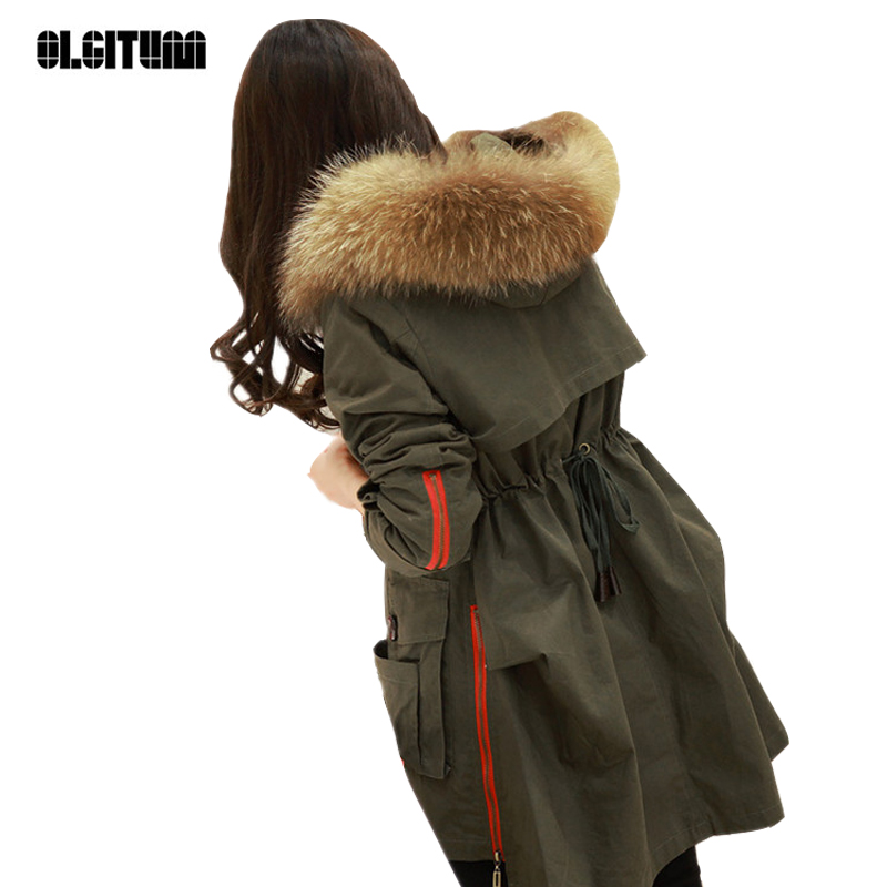 Compare Prices on Womens Down Coat with Fur Trimmed Hood- Online ...