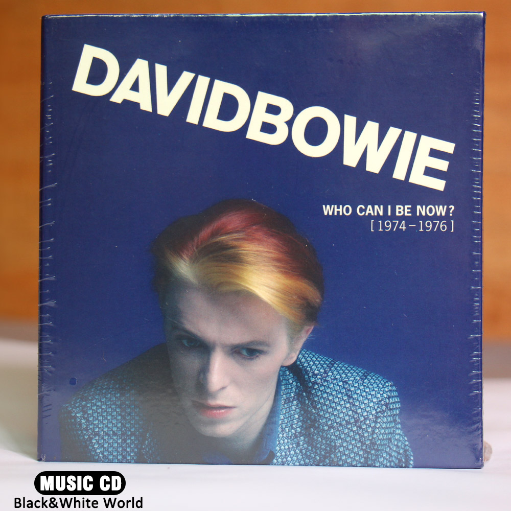 David Bowie Who Can I Be Now CD 1974 To 1976 NEW Sealed 12CDe Chinese Factory New Sealed Version цены онлайн