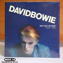 David Bowie Que Puedo Estar Ahora CD 1974 A 1976 NUEVO Sellado 12CDe Chino Versión de la Nueva Fábrica Sellada
