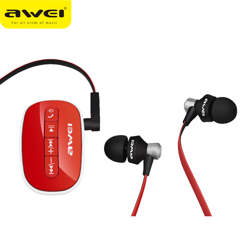 Awei A300 Bud Cordless Wireless Headphone Handsfree Earbud Stereo Hand Free Auriculares Bluetooth Headset Earphone For Ear Phone  symrun m1100 blutooth stereo hand free mini auriculares bluetooth headset earphone ear phone bud cordless wireless headphone