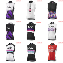 Women Cycling Sleeveless Jersey MTB Shirts Breathable Bike Clothing Quick  Dry Sport Tops Cycling Vests Ropa 2b7c93131