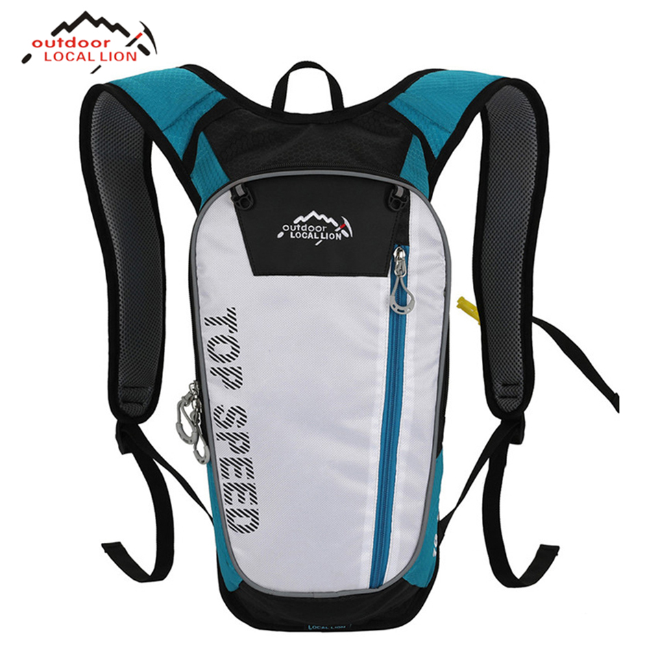LOCAL LION Bicycle Bags 10L Waterproof Backpack Men Women Cycling Shoulders Bag Outdoor Sport Climbing Camping Hiking local lion professional outdoor travel backpack mountain climbing bicycle backpack camping hiking bag 25l cycling bag