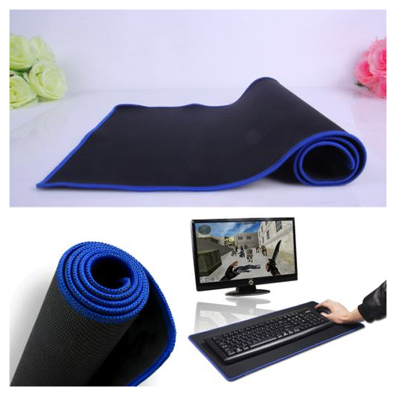CAA Hot Sale 60*30cm Rubber Speed Game Mouse Pad Mat Large For Surface Computer Laptop