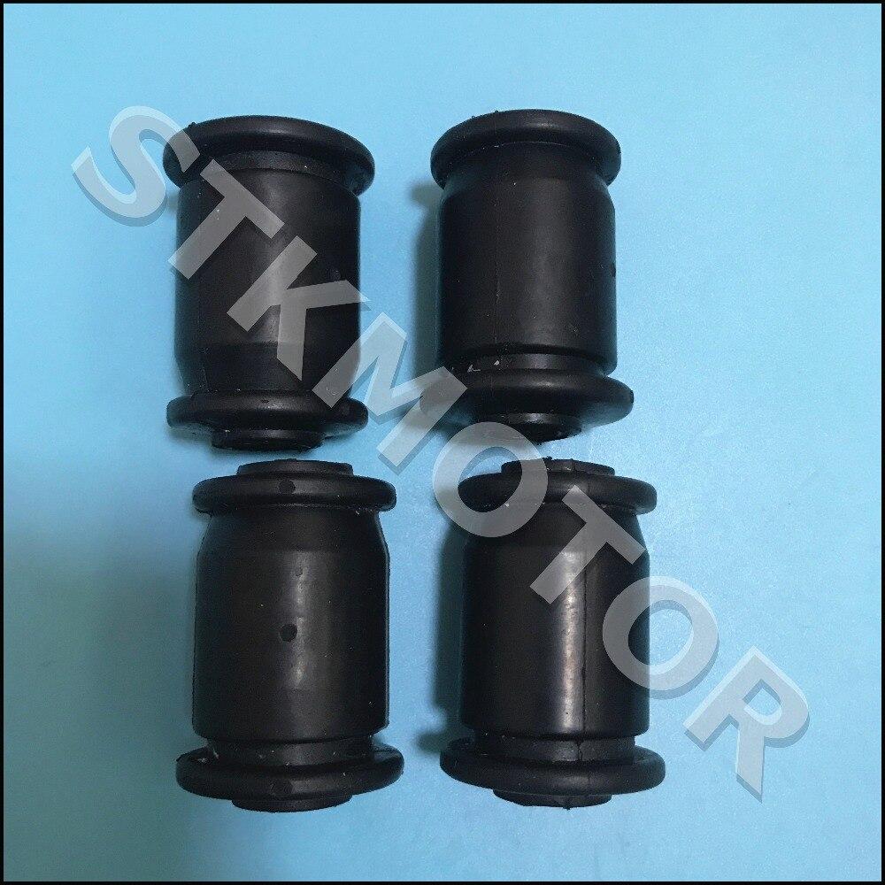 Hisun 400CC 500CC 700CC ATV UTV 50X28X10mm Rocker Bushing Rubber Sleeve Damper Shock Damping JS250 JS400 Jianshe 250CC 400CC ATV