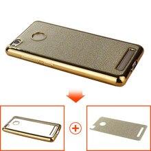 Phone Bag Case For Xiaomi Redmi 3S 3 S Pro Prime  Cover Silicone Transparent Ultra Thin TPU Skin Back Cover For Xiaomi Redmi 3S