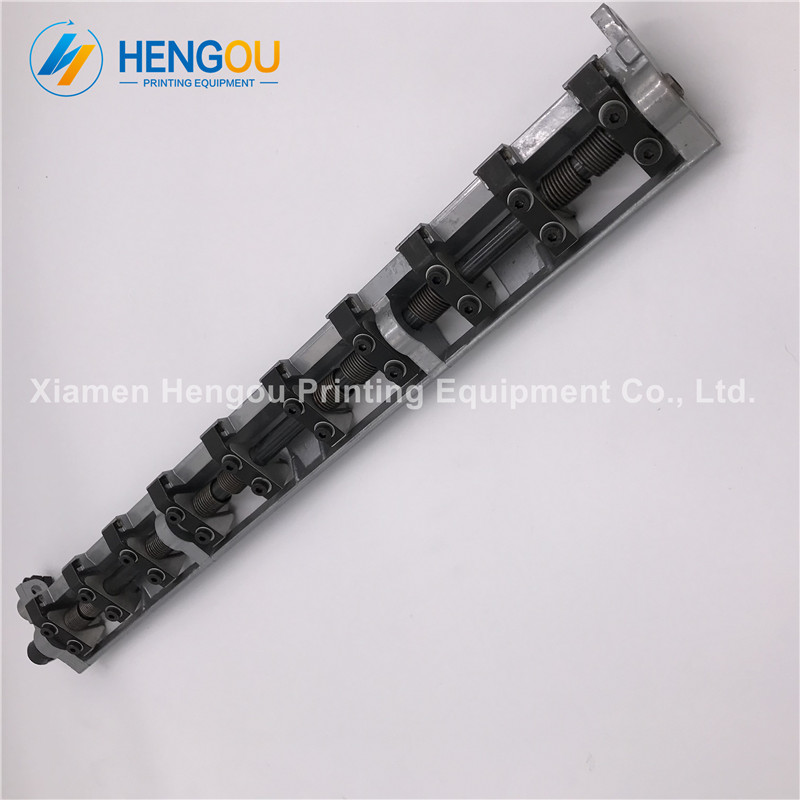 1 piece DHL free shipping heidelberg SM52 PM52 machine Delivery Gripper Bar G4.014.001F SM52 printing machine parts 1 piece china post free shipping heidelberg printing machine spares parts sm52 gto52 motor g2 186 5141