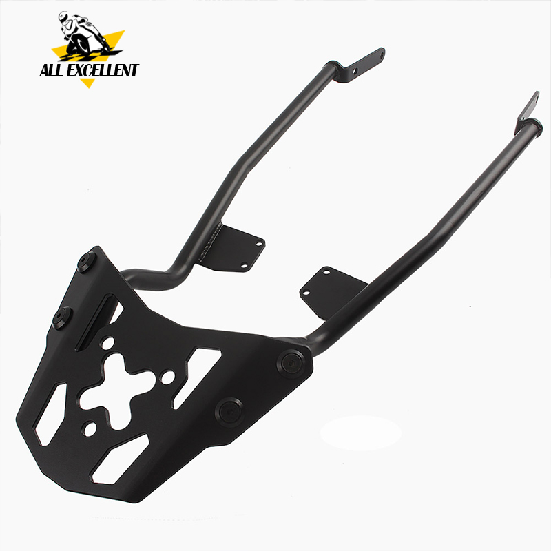 FZ07 MT07 Motor Top Rear Luggage Rack Carrier Luggage Rack Fender Support For 2014-2017 Yamaha FZ-07 MT-07 2016 2015 FZ MT 07
