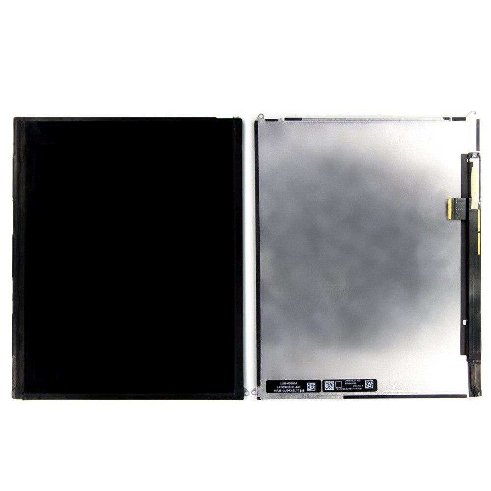 For iPad4 iPad 4 iPad3 iPad 3 LCD Display Panel Screen Monitor Module Repair Part 100% test ...