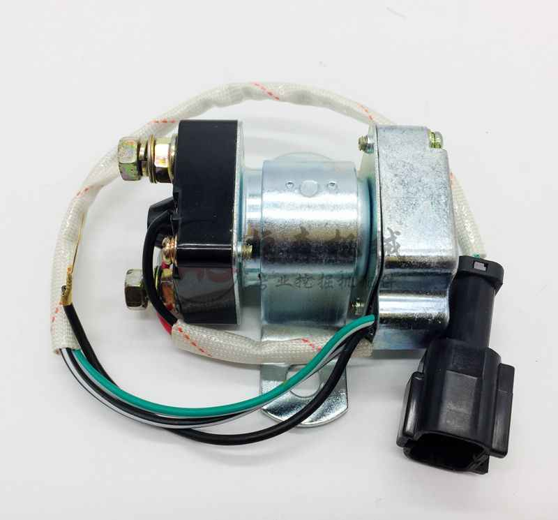 free shipping Start motor relay for Komatsu PC200/130/210 / 360-6 7  excavator starter relay accessories