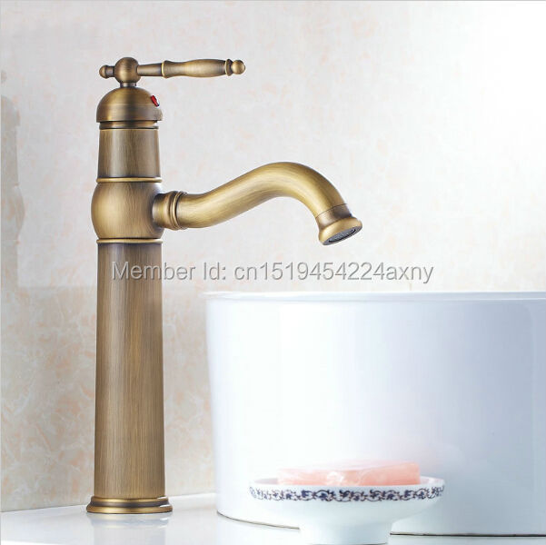 GIZERO High Quality Antique Retro Faucet Sink Mixer Vintage Sink Taps GI167
