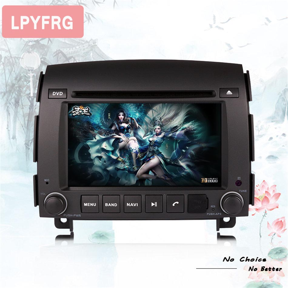 1024*600 Android 9.0 Ram 4g Fit Hyundai Sonata Nf Yu Xiang 2006-2017 Auto Dvd-speler Navigatie Gps Radio Tape Hercodeerder Autoradio