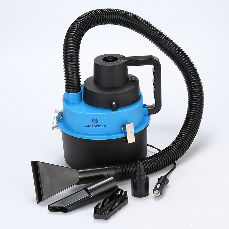 Portable Electric Vacuum Cleaners : W wet dry blowing multi function use professional car