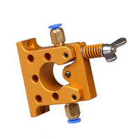 SWMAKER 3D printer Reprap Kossel prusa printer remote extruder can be equipped with 42 steps of star gear motor