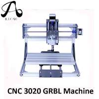 CNC 300w 3020 Laser Engraving Machine ,work area :30*20cm,GRBL Control Driver Board DIY Wood Router PCB Milling Machine