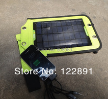 3.5วัตต์ชาร์จพลังงานแสงอาทิตย์แบบพกพาชาร์จแผงเซลล์แสงอาทิตย์สำหรับโทรศัพท์มือถือโทรศัพท์/Power B Ankแบตเตอรี่กลางแจ้งสีเขียวแหล่งจ่ายไฟฟรีการจัดส่งสินค้า