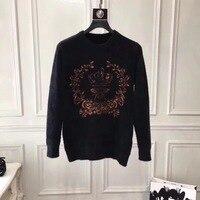 اختيار ZH110280BH الجديد 2018 الخريف الشتاء أزياء ماركة الملابس الرجال سترة بلون يتأهل الرجال سترة للرجال