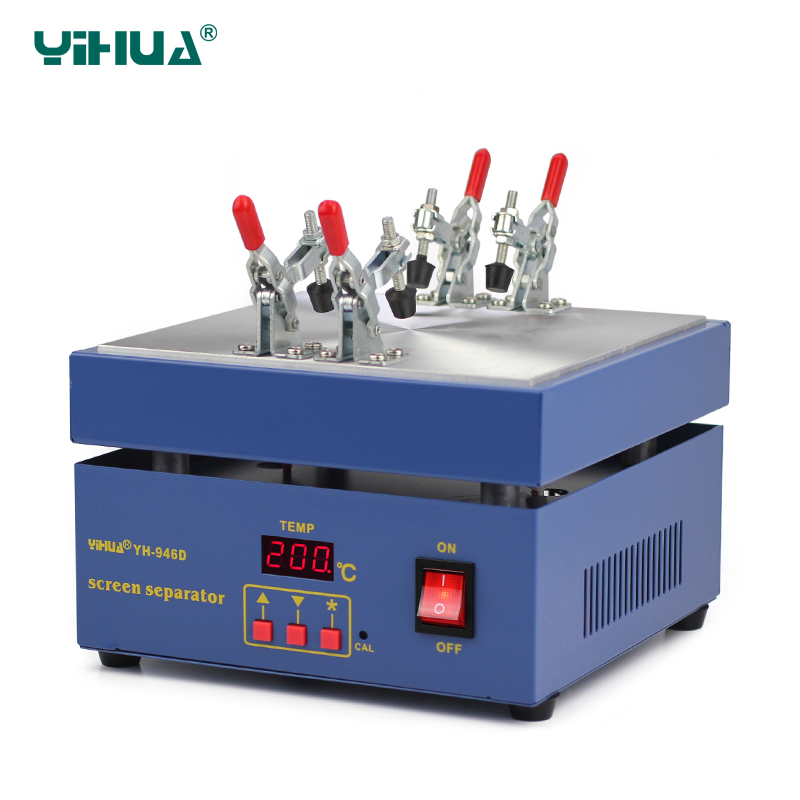 Blue LCD Separator YIHUA 946D LCD Separator Machine Mobile Phone Screen Separate Mahine nobrand 946