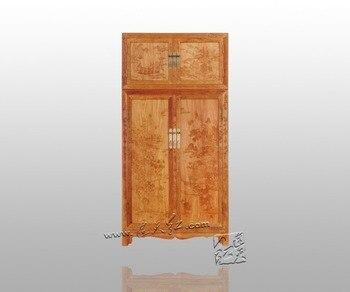 Elegant Minimaliste Moderne Plat Porte Coulissante Armoire Birmanie Palissandre  Amoire Literie Chambre Meubles En Bois Massif Placard Séquoia Corde à Linge