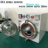 Autoclave de alta Pressão OCA Adesivo Adesivo Bolha LCD Remove Máquina Removedor de Bolha para Reparação LCD Touch Screen Remodelação