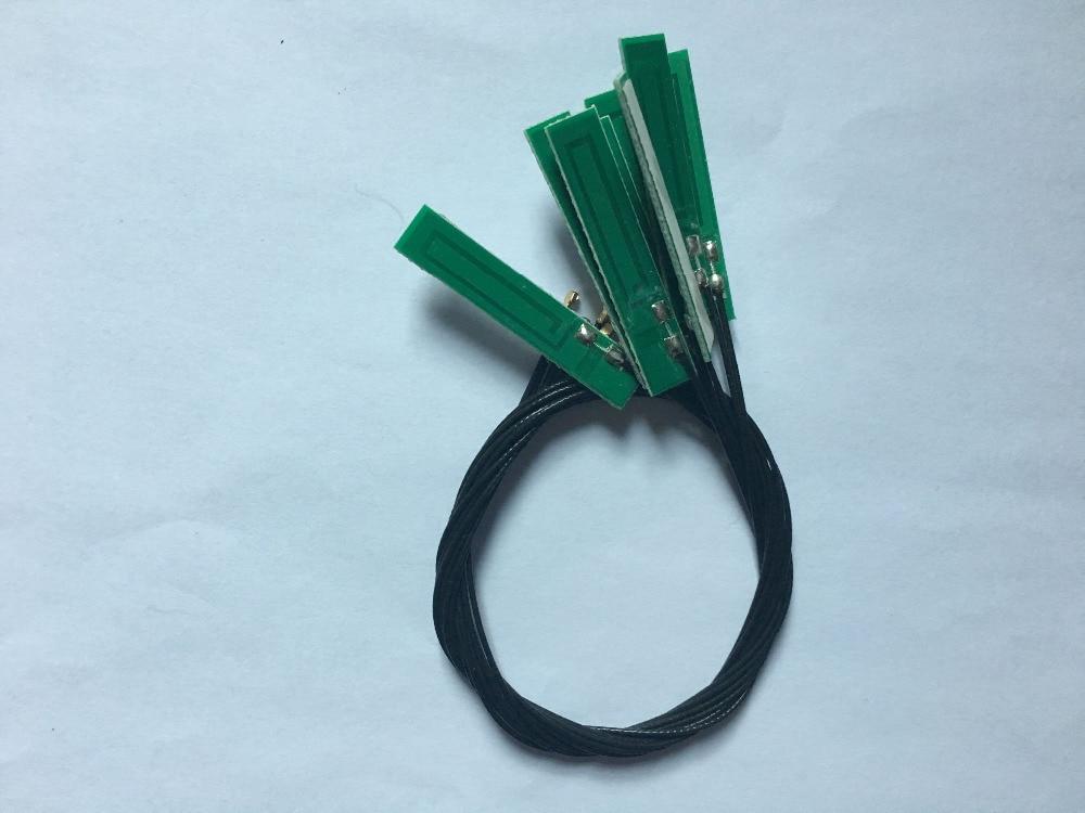 JINYUSHI For 2pcs/lot NGFF 4G Antenna IPX4 Interface For ME906E ME906V ME936 EM7455 EM7355 ME906S-158 EM7430 EM8805 EM7305