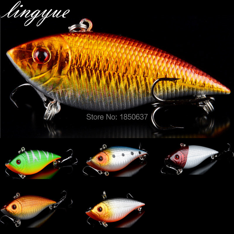 1PCS Fishing Lure Lipless Trap 7CM 11G Crankbait Hard Bait Fresh Water Deep Water Bass Walleye Crappie Minnow Fishing Tackle wldslure 1pc 54g minnow sea fishing crankbait bass hard bait tuna lures wobbler trolling lure treble hook