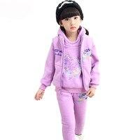Winter Baby Girls Boys Clothing Set Kids Ski Suit Overalls Children Coat Warm Snowsuits Jackets+Pants+Vests 3pcs/set 3 12Y P191