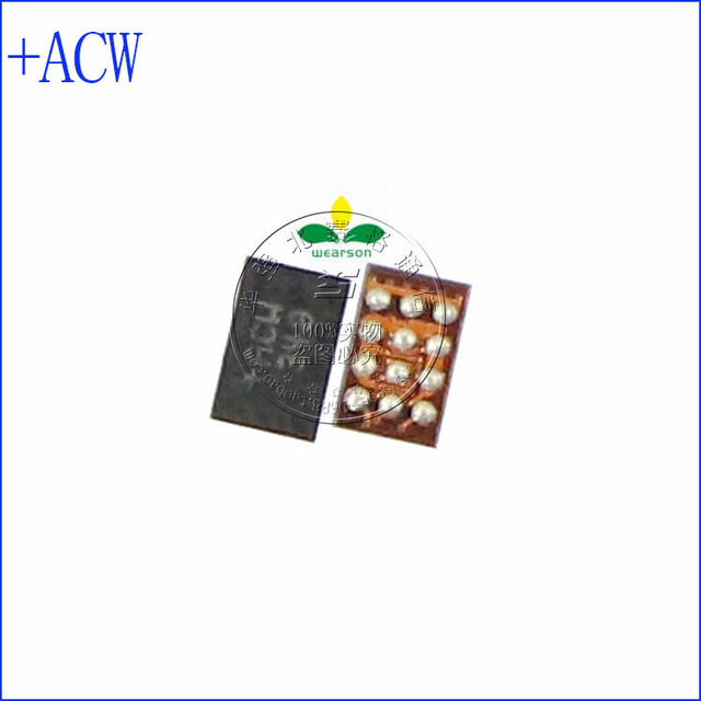 US $5 98 |100% Original New +ACW Charging IC 12 legs Charge Chip for  Samsung Note3 N9005 N9006 N900 Free Shipping With Tracking Number-in  Integrated