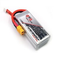 Gaoneng GNB 14.8V 1300mAh 4S 120C/240C Lipo Battery For FPV Racing RC Multicopter High Quality Rechargeable Lipo Battery