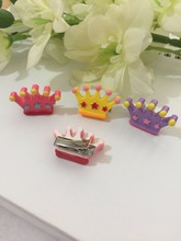 Mini pet hair Clip Pet Accessories Dog hairpin small dog headdress free shipping