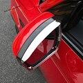 Yimaautotrims Fit Für Jaguar F Tempo 2017 2018 2019 2020 Chrom Rückspiegel Regen Schatten Regen Klingen Abdeckung Trim-in Chrom-Styling aus Kraftfahrzeuge und Motorräder bei