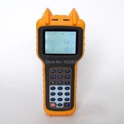 CATV medidor de nivel de señal 46 ~ 870MHz CATV Cable TV Tester RY-S110 medidor de televisión analógico