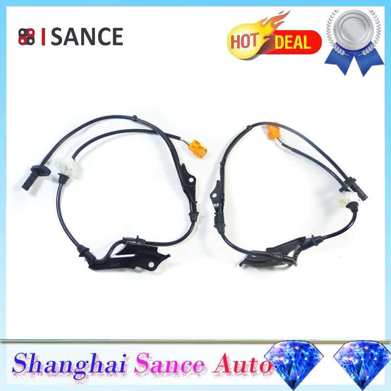 US $20.06 12% OFF ISANCE ABS Wheel Sd Sensor Front Left & Right 57455SDC013 on