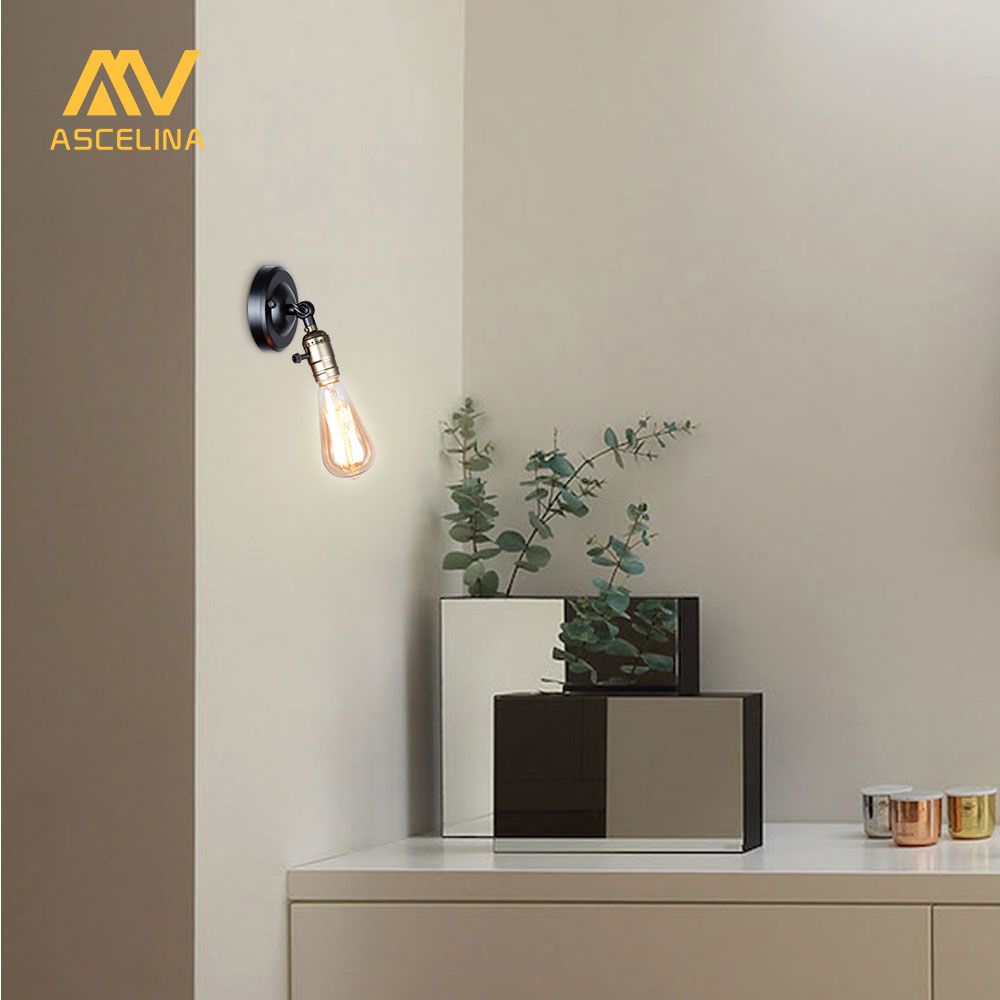 Lâmpadas de Parede lâmpada de parede mini botão Utilização : Feriado