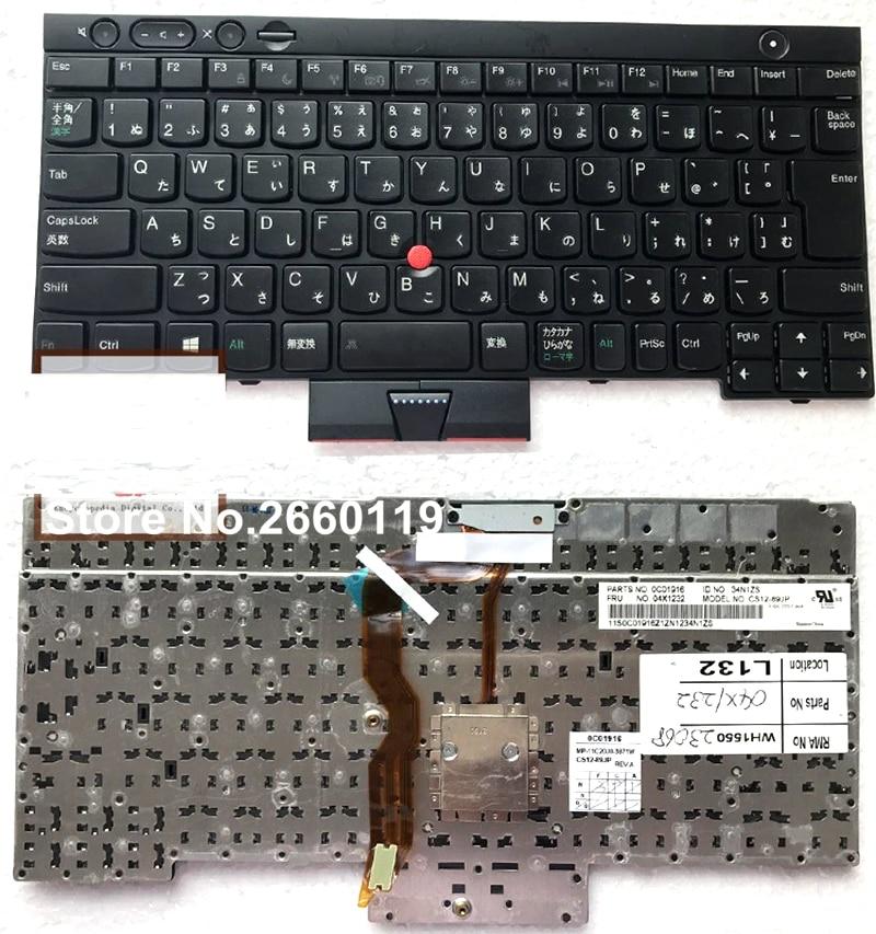 ФОТО For Lenovo Laptop T430I T430S X230i X230 L430 T530 W530 T430 Series Keyboard