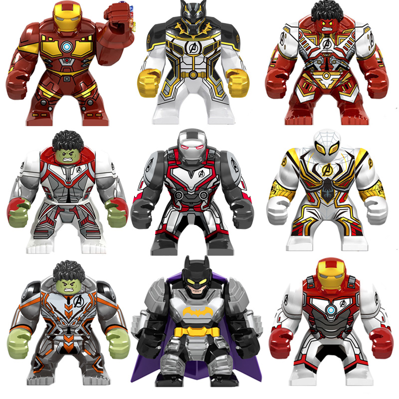 marvel-font-b-avengers-b-font-endgame-super-heroes-thanos-clown-venom-hulk-anti-venom-mini-doll-action-figures-for-children-toys-gifts