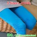2016 Spring Summer Super-elastic Solid Candy colors Women Leggings Lady Length Slim Ice silk Big size 4XL Capri pants Feet pants