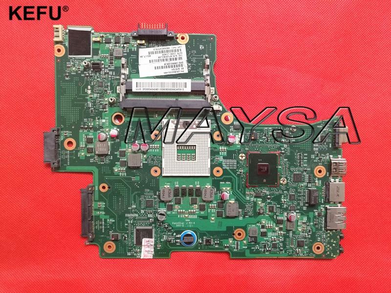 Laptop Motherboard Apto Para Toshiba Satellite L655 C650 L650 V000218010 6050A2332401 1310A2332404 HM55 GMA HD3000 DDR3