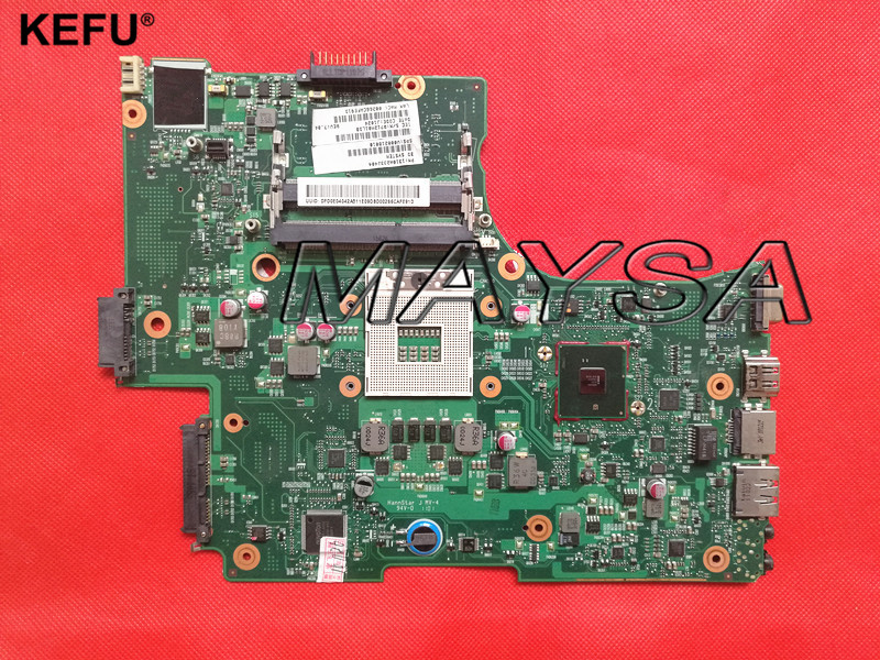 все цены на Laptop Motherboard Fit For Toshiba Satellite L650 C650 L655 V000218010 6050A2332401 1310A2332404 HM55 GMA HD3000 DDR3 онлайн