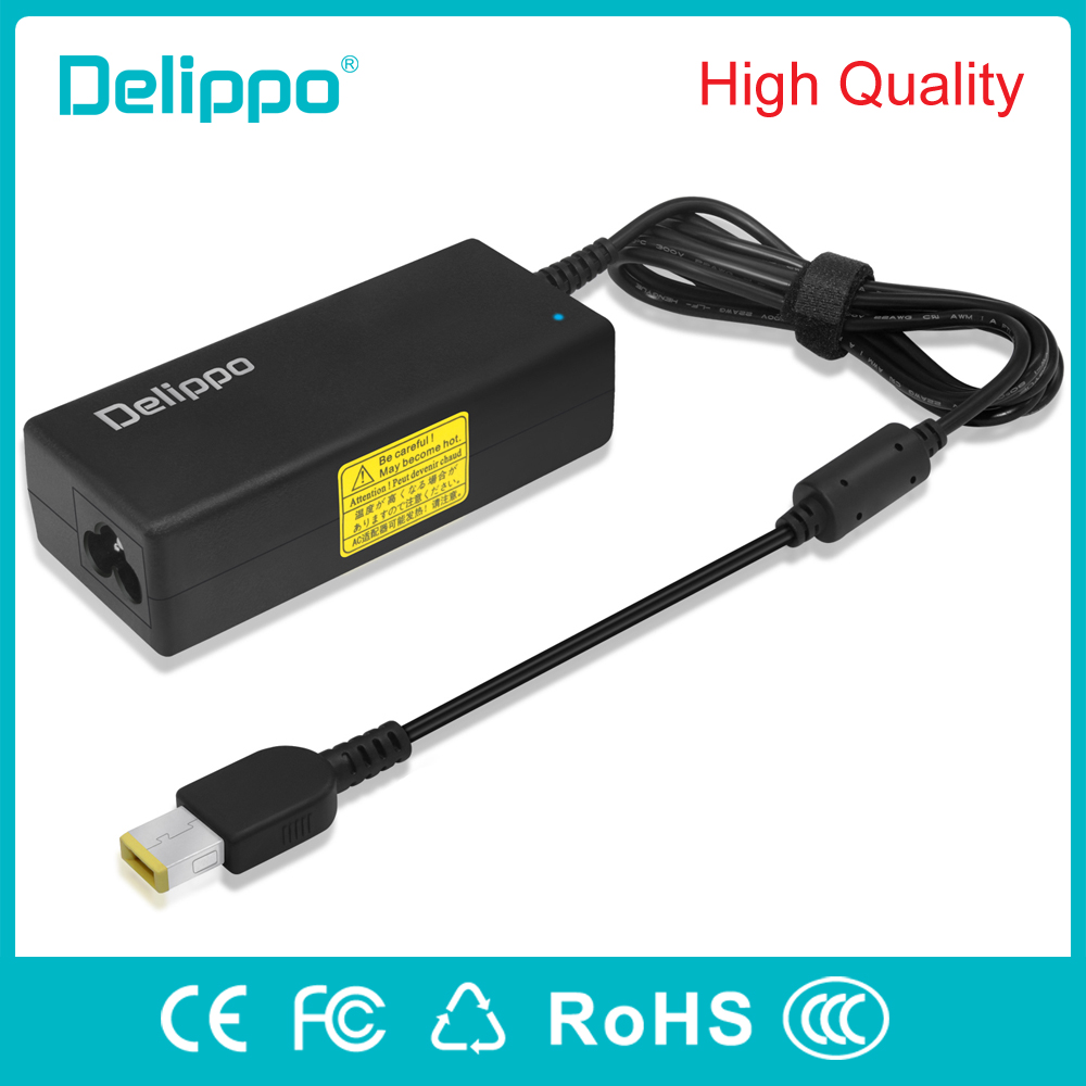 Delippo <font><b>20V</b></font> <font><b>2.25A</b></font> 45W <font><b>Laptop</b></font> AC Adapter Charger for <font><b>Lenovo</b></font> IdeaPad Flex 2 3 G40 G50 S21 S210 Yoga 2 11 11S <font><b>Power</b></font> Supply image