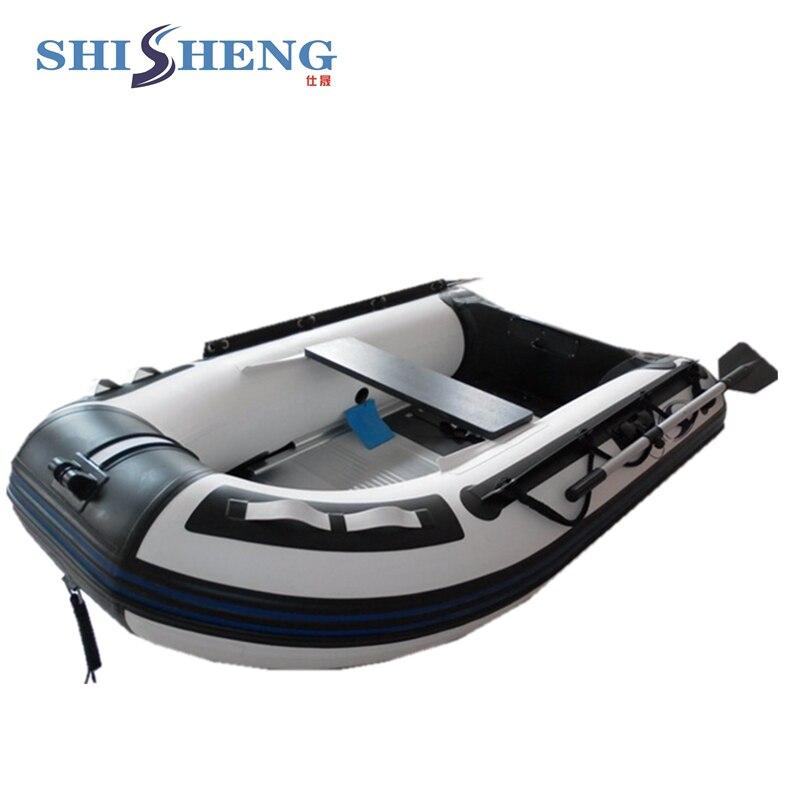 Petit bateau en aluminium de haute performance à vendre - 2